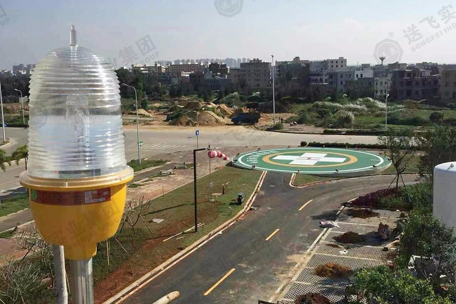 海南海口·海口肿瘤医院 地面直升机停机坪